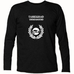 Футболка с длинным рукавом Tankograd Underground - FatLine