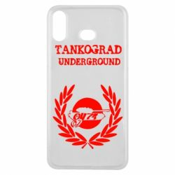 Чохол для Samsung A6s Tankograd Underground