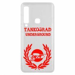 Чохол для Samsung A9 2018 Tankograd Underground