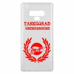 Чохол для Samsung Note 9 Tankograd Underground