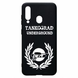 Чохол для Samsung A60 Tankograd Underground