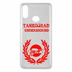 Чохол для Samsung A10s Tankograd Underground