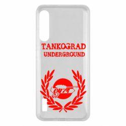 Чохол для Xiaomi Mi A3 Tankograd Underground