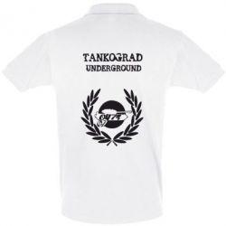 Футболка Поло Tankograd Underground - FatLine