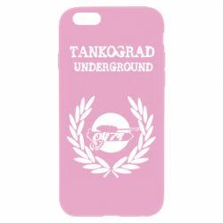 Чохол для iPhone 6 Plus/6S Plus Tankograd Underground