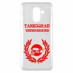 Чохол для Samsung A6+ 2018 Tankograd Underground