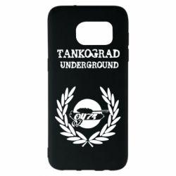 Чохол для Samsung S7 EDGE Tankograd Underground