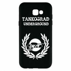 Чохол для Samsung A7 2017 Tankograd Underground