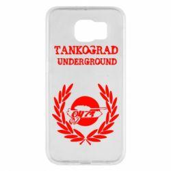 Чохол для Samsung S6 Tankograd Underground