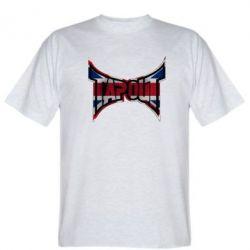 Мужская футболка Tapout England - FatLine