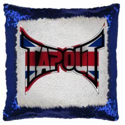Подушка-хамелеон Tapout England