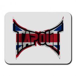 Коврик для мыши Tapout England - FatLine