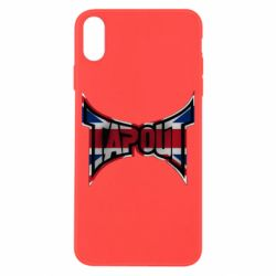 Чехол для iPhone X/Xs Tapout England
