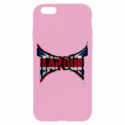 Чехол для iPhone 6/6S Tapout England