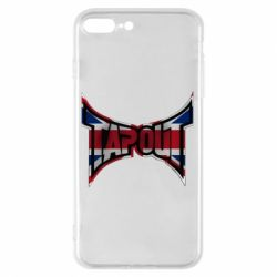 Чехол для iPhone 8 Plus Tapout England