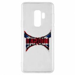 Чехол для Samsung S9+ Tapout England