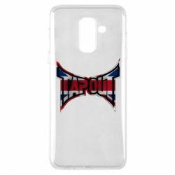 Чехол для Samsung A6+ 2018 Tapout England