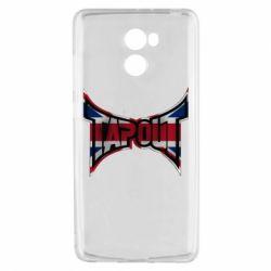 Чехол для Xiaomi Redmi 4 Tapout England