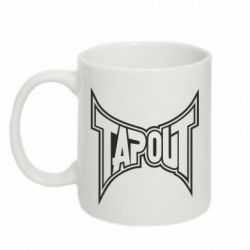 Кружка 320ml Tapout - FatLine