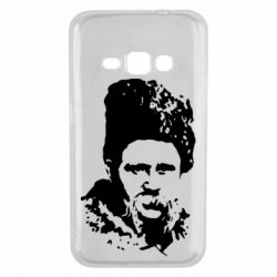 Чехол для Samsung J1 2016 Тарас Григорович Шевченко