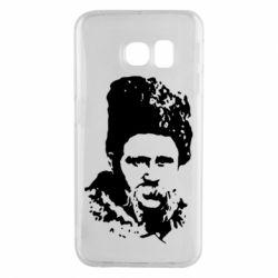 Чехол для Samsung S6 EDGE Тарас Григорович Шевченко