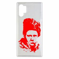 Чехол для Samsung Note 10 Plus Тарас Григорович Шевченко
