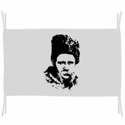 Флаг Тарас Григорович Шевченко