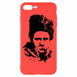 Чехол для iPhone 8 Plus Тарас Григорович Шевченко