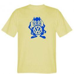 Мужская футболка Тасманский дьявол Volkswagen - FatLine