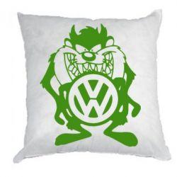 Подушка Тасманский дьявол Volkswagen - FatLine