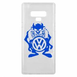 Чохол для Samsung Note 9 Тасманійський диявол Volkswagen