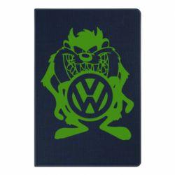 Блокнот А5 Тасманский дьявол Volkswagen
