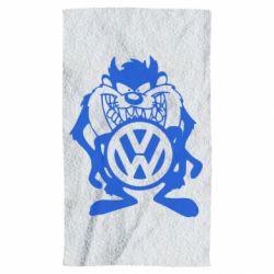 Полотенце Тасманский дьявол Volkswagen