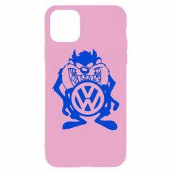 Чехол для iPhone 11 Тасманский дьявол Volkswagen
