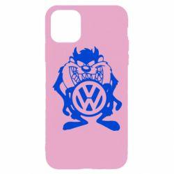 Чехол для iPhone 11 Pro Тасманский дьявол Volkswagen