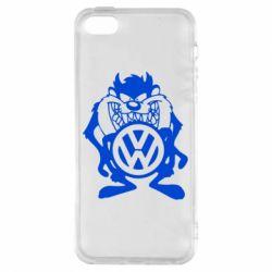 Чохол для iphone 5/5S/SE Тасманійський диявол Volkswagen