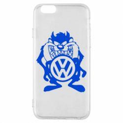 Чехол для iPhone 6/6S Тасманский дьявол Volkswagen