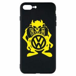 Чехол для iPhone 7 Plus Тасманский дьявол Volkswagen