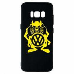 Чехол для Samsung S8 Тасманский дьявол Volkswagen