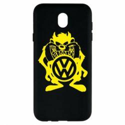 Чохол для Samsung J7 2017 Тасманійський диявол Volkswagen