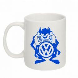 Кружка 320ml Тасманский дьявол Volkswagen - FatLine
