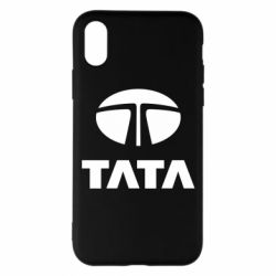 Чохол для iPhone X/Xs TaTa