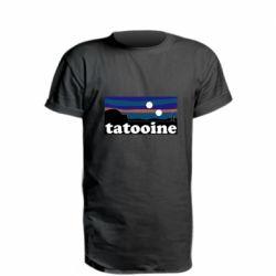 Удлиненная футболка Tatooine