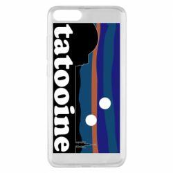 Чехол для Xiaomi Mi Note 3 Tatooine