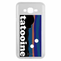 Чехол для Samsung J7 2015 Tatooine