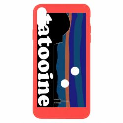Чехол для iPhone Xs Max Tatooine