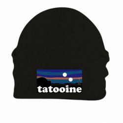 Шапка на флисе Tatooine