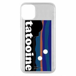 Чехол для iPhone 11 Pro Tatooine