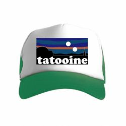 Детская кепка-тракер Tatooine