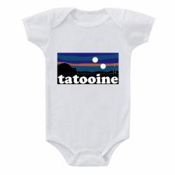 Детский бодик Tatooine